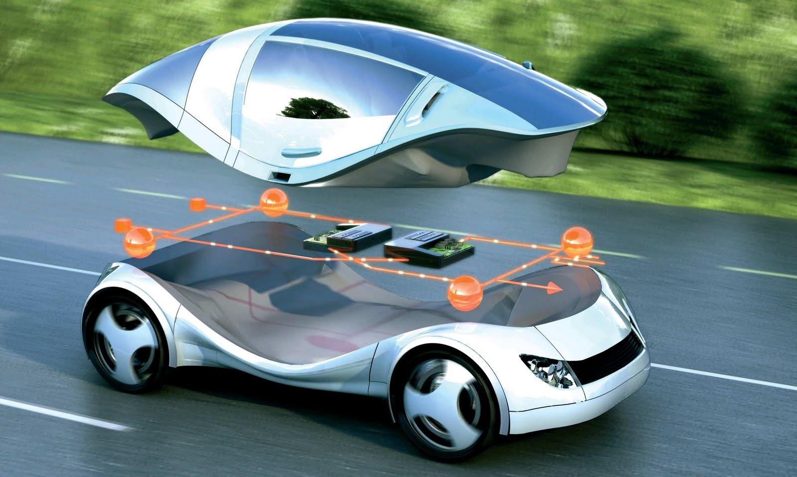 Petit retour vers la voiture du futur
