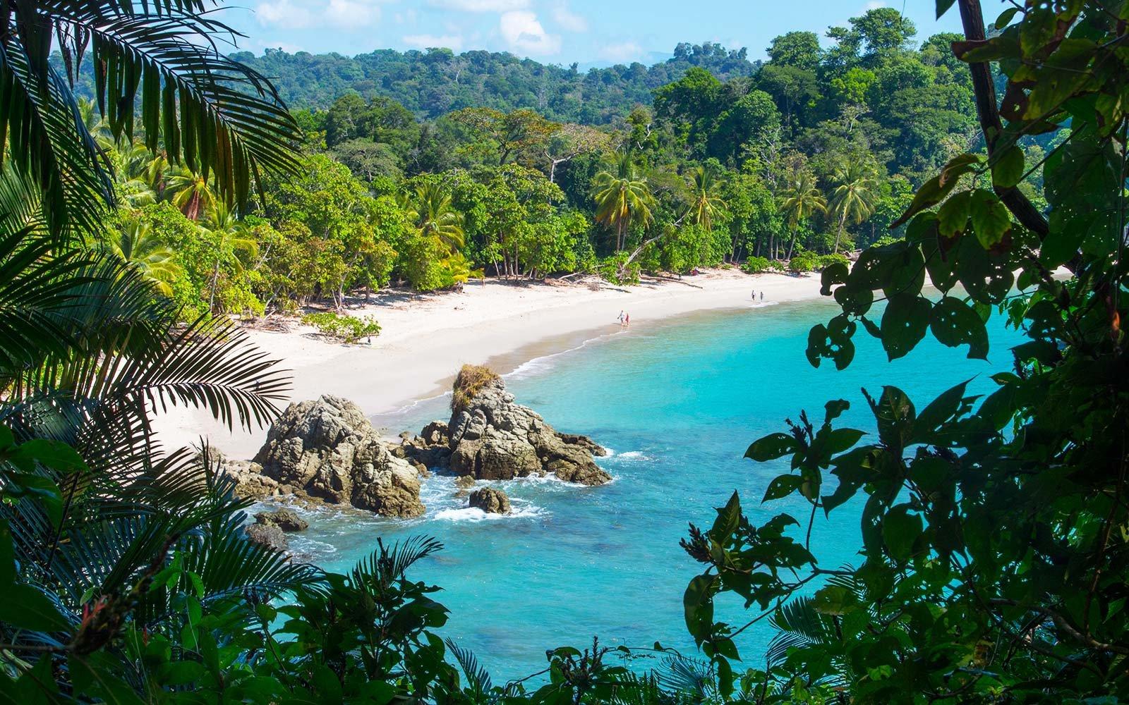 Séjour au Costa Rica : plage paradisiaque